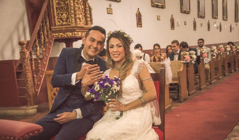 El matrimonio de Rafael y Isabel en Sopó, Cundinamarca