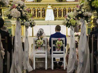 El matrimonio de Diana  y Juan David  2