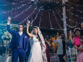 El matrimonio de Diana  y Juan David