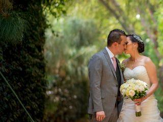 El matrimonio de Ana María y Ricardo