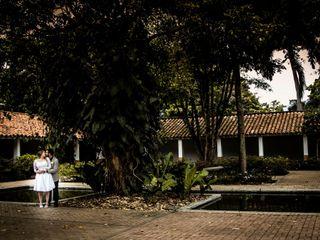 El matrimonio de Camila y Ivan 3