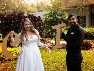 El matrimonio de Camila y Ivan