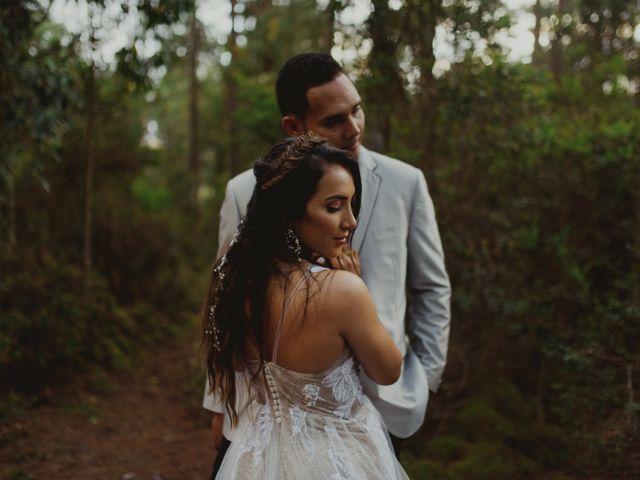 El matrimonio de Andrés y Andrea en Medellín, Antioquia 133