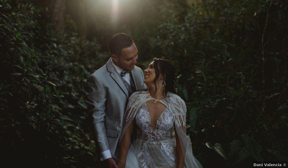 El matrimonio de Andrés y Andrea en Medellín, Antioquia