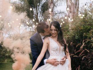 El matrimonio de Natalia y José Julián