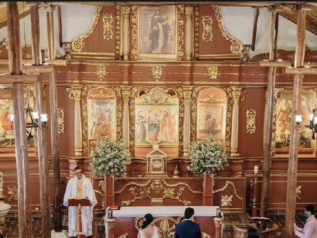 El matrimonio de José Julián y Natalia en Rionegro, Antioquia 5