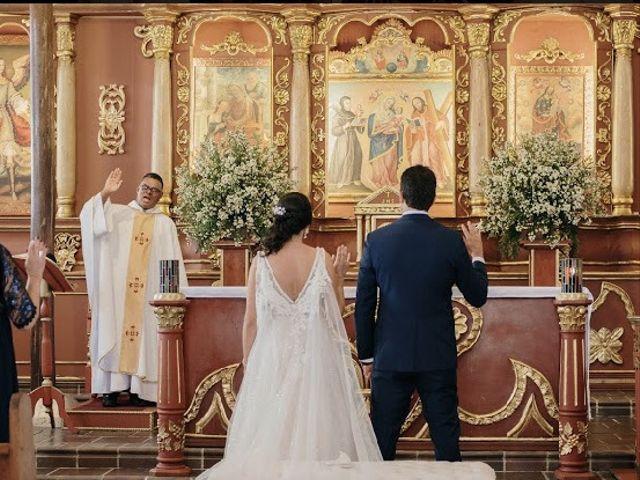 El matrimonio de José Julián y Natalia en Rionegro, Antioquia 6