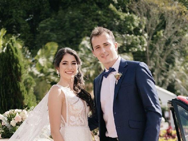 El matrimonio de José Julián y Natalia en Rionegro, Antioquia 8