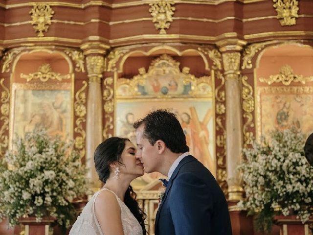 El matrimonio de José Julián y Natalia en Rionegro, Antioquia 1