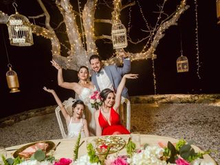 El matrimonio de Paola y César  1