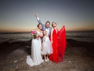 El matrimonio de Paola y César  2