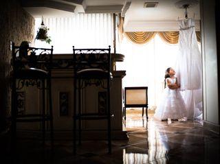 El matrimonio de Melissa y Andrés 1