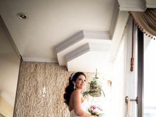 El matrimonio de Melissa y Andrés 3