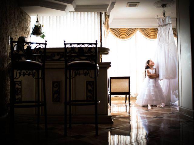 El matrimonio de Andrés y Melissa en Bucaramanga, Santander 1
