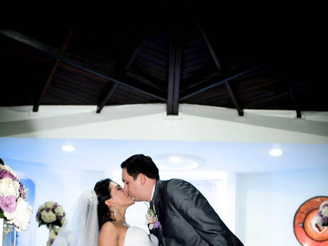 El matrimonio de Andrés y Melissa en Bucaramanga, Santander 4