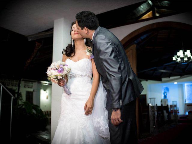 El matrimonio de Andrés y Melissa en Bucaramanga, Santander 5