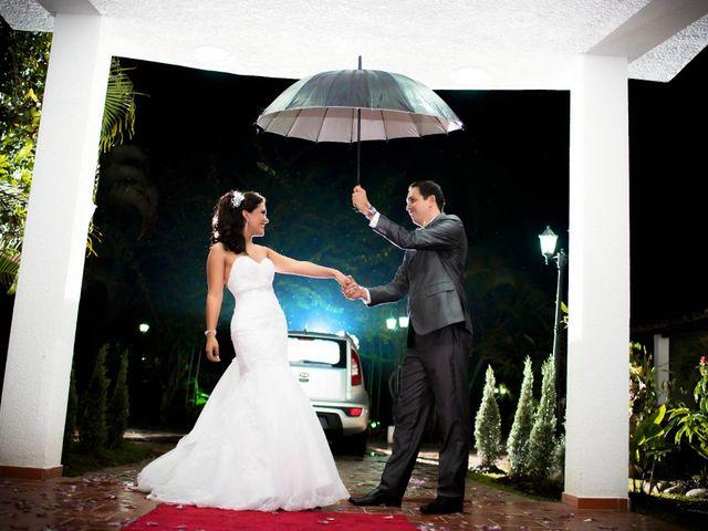 El matrimonio de Andrés y Melissa en Bucaramanga, Santander 6