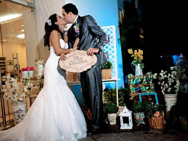 El matrimonio de Andrés y Melissa en Bucaramanga, Santander 8