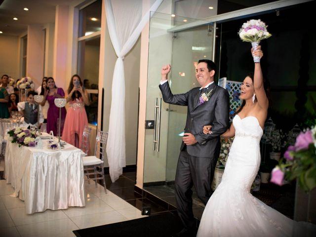 El matrimonio de Andrés y Melissa en Bucaramanga, Santander 13