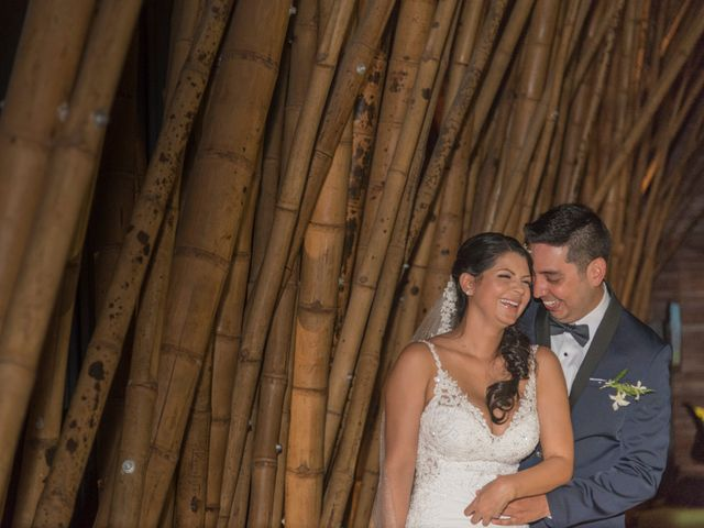 El matrimonio de Johana y Andrés