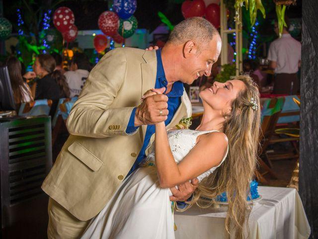El matrimonio de Luz Stella y Freddy