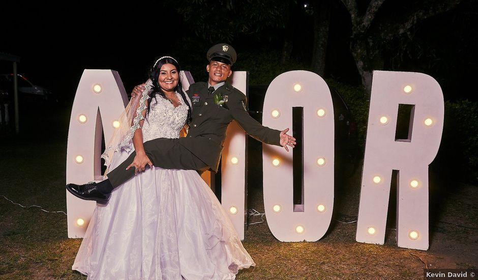 El matrimonio de Monica y Johan en Ibagué, Tolima