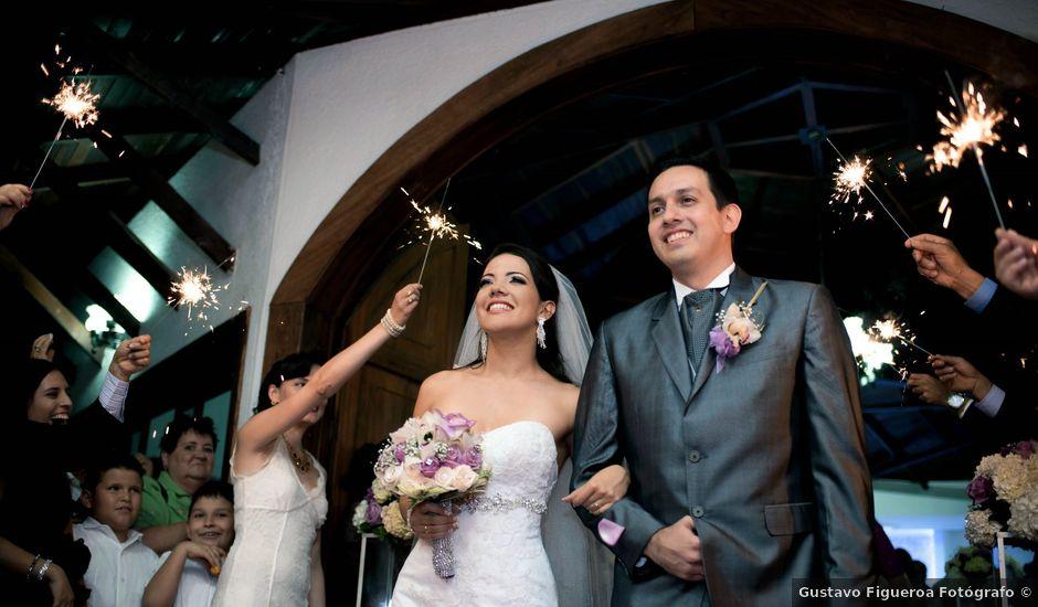 El matrimonio de Andrés y Melissa en Bucaramanga, Santander