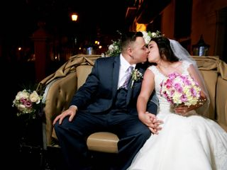 El matrimonio de Natalia y Alejandro 1