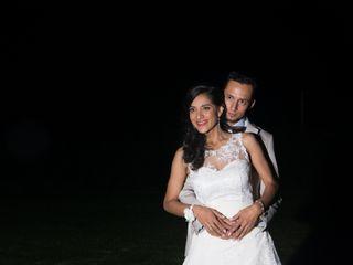 El matrimonio de Adriana y Edwin