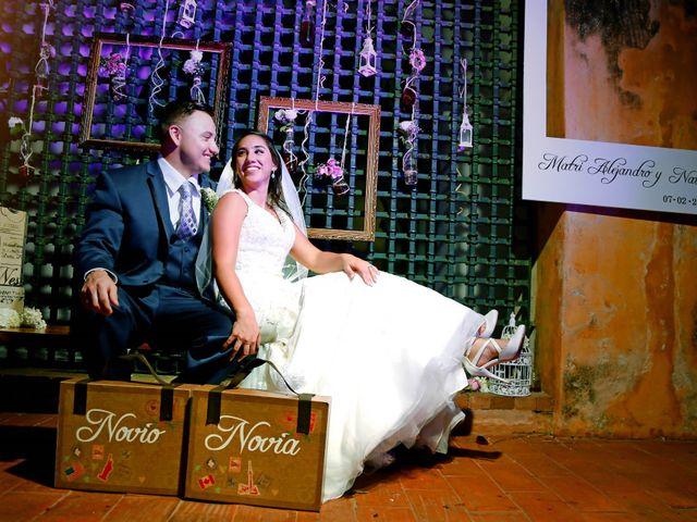 El matrimonio de Alejandro y Natalia en Cartagena, Bolívar 7
