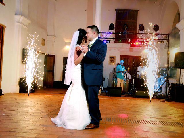 El matrimonio de Alejandro y Natalia en Cartagena, Bolívar 8