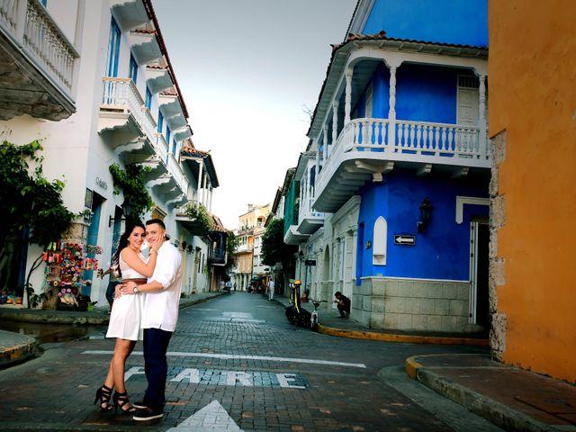 El matrimonio de Alejandro y Natalia en Cartagena, Bolívar 13