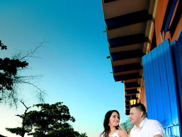 El matrimonio de Alejandro y Natalia en Cartagena, Bolívar 14