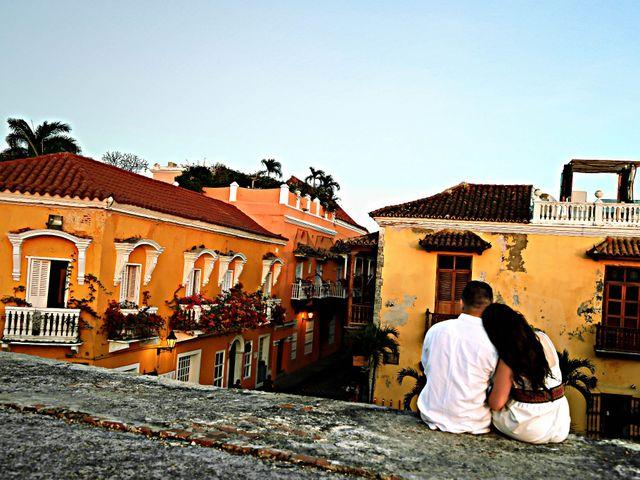 El matrimonio de Alejandro y Natalia en Cartagena, Bolívar 16
