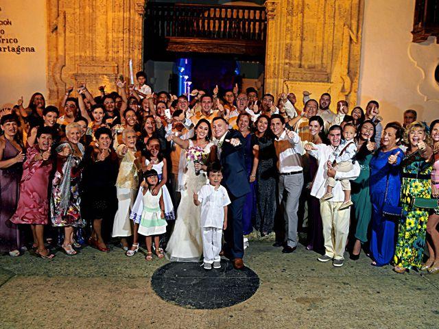El matrimonio de Alejandro y Natalia en Cartagena, Bolívar 22