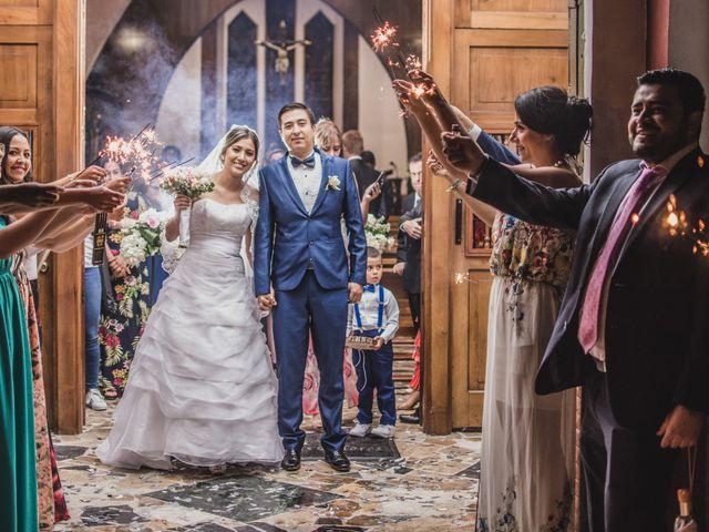 El matrimonio de Camilo y Leidy en Manizales, Caldas 5