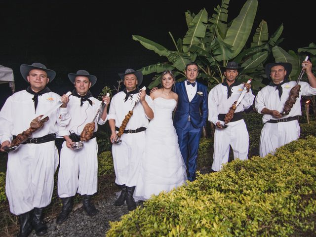 El matrimonio de Camilo y Leidy en Manizales, Caldas 9