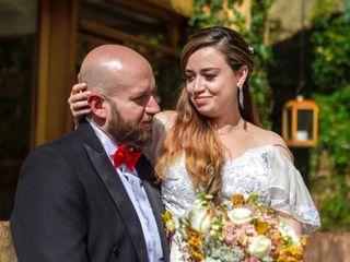 El matrimonio de Johana y Juancho
