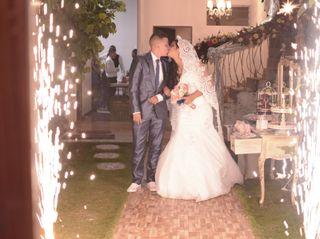 El matrimonio de Andrea y Santiago 1