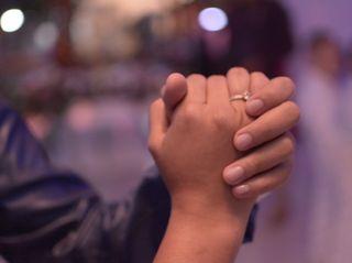 El matrimonio de Andrea y Santiago 3