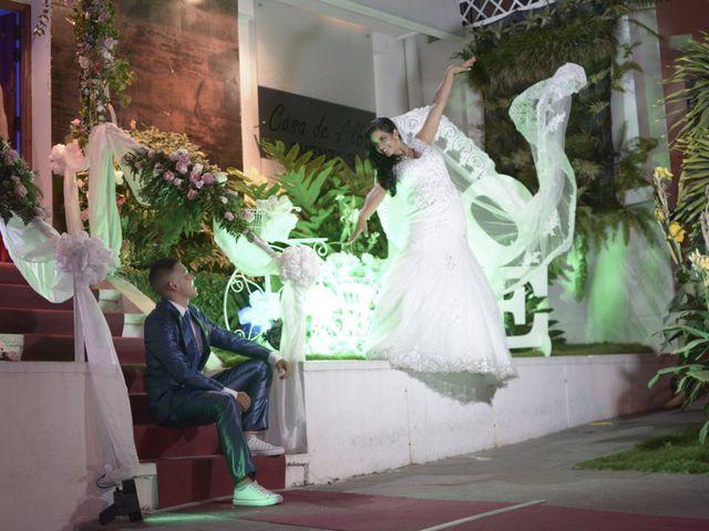 El matrimonio de Santiago y Andrea en Cali, Valle del Cauca 2