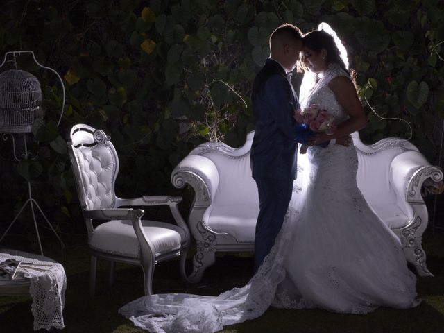 El matrimonio de Santiago y Andrea en Cali, Valle del Cauca 4