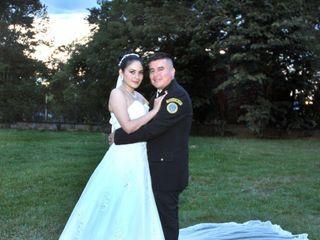 El matrimonio de María Andrea  y Jhon Elkin