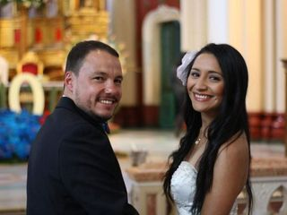 El matrimonio de Katty y Jose