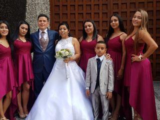 El matrimonio de Aida Shirley y Luis Guillermo  1