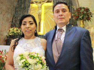 El matrimonio de Aida Shirley y Luis Guillermo  2
