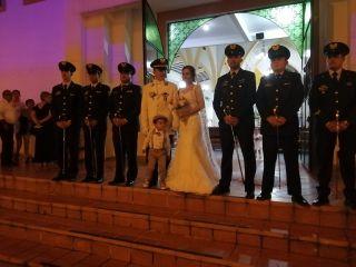 El matrimonio de Victoria y Mauricio 3