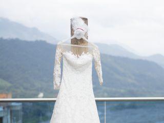 El matrimonio de Catalina y Armando 1