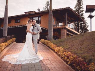 El matrimonio de Carlos y Eliana