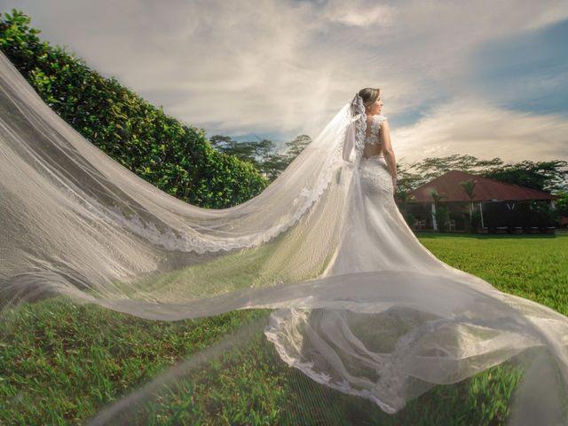 El matrimonio de Mauricio y Victoria en Villavicencio, Meta 1